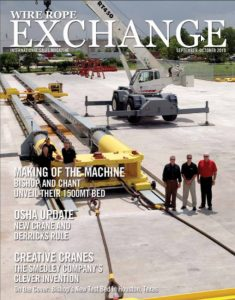 Wire Rope Exchange Cover