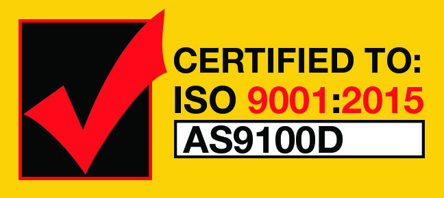 ISO 9001:2015 and AS9100D Accreditation and Certification