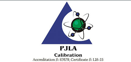 PJLA Calibration Logo