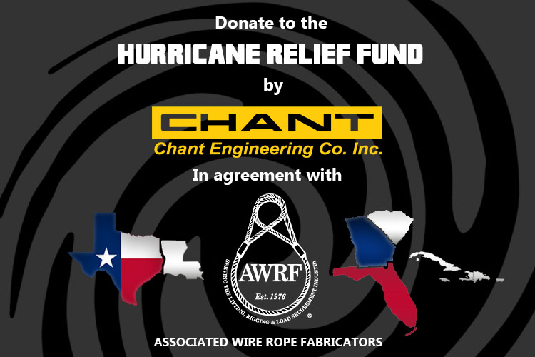 AWRF-Chant Hurricane Relief Fund