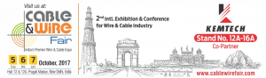 2017 Cable Wire Fair India