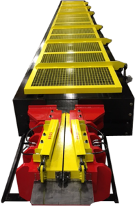 Horizontal Test Bed with Grip