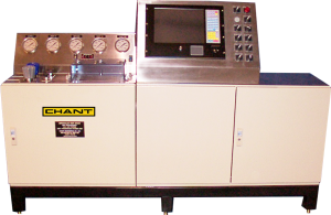 8931-01 F16 Servo Valve Test Stand