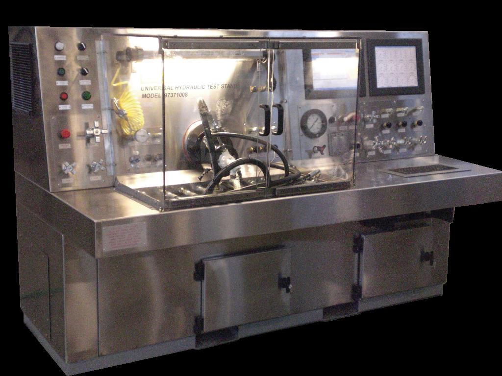 Hydraulic-Pump-Test-Stand