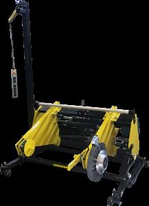 Small FMTU Reeling Machine