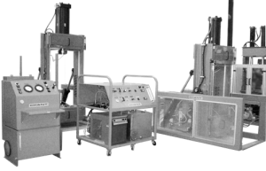 Complete Hydrostatic Test Stand System