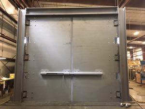 High-Pressure Test Bunker