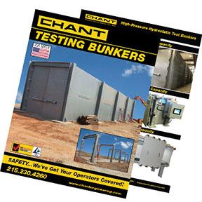 Hydrostatic Test Bunkers Brochure