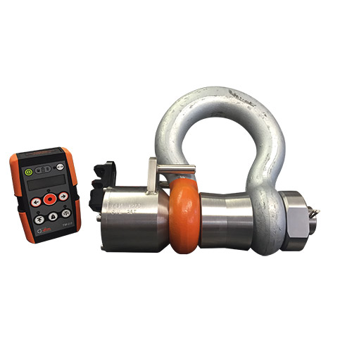 TS-2.0 Telemetry-Shackle-Load-Cell