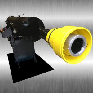 Industrial - Large Missle Impactor