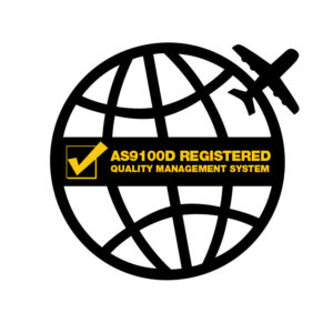 AS9100D Accreditation Seal