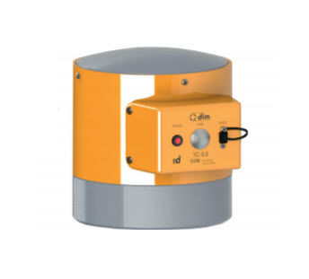 DLM TCLG-3.0 Large Telemetry Compressive Load Cell