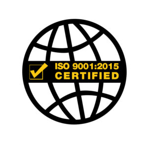ISO 9001:2015 Seal