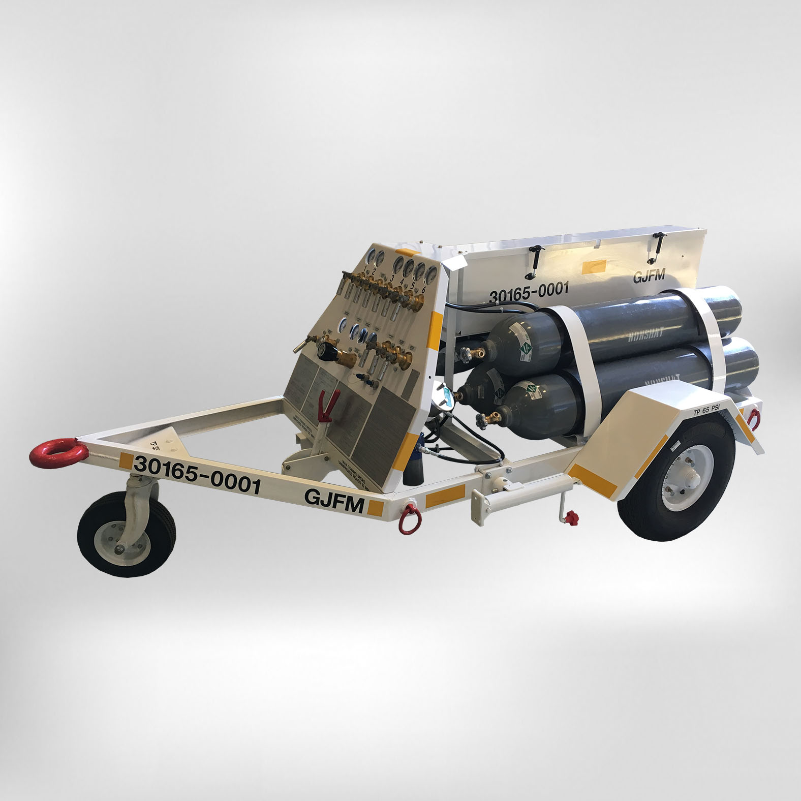 30165 Nitrogen Service Carts