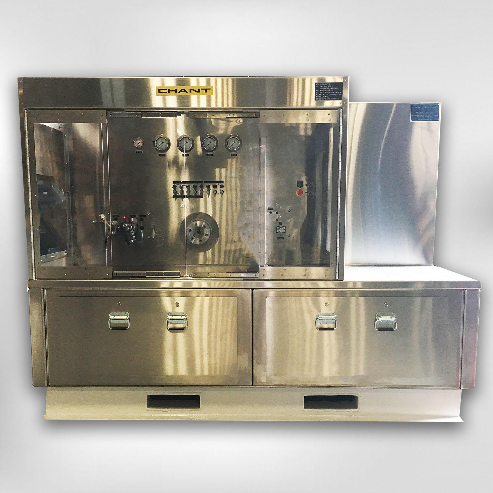 30387 Servo-Linear Component Test Stand
