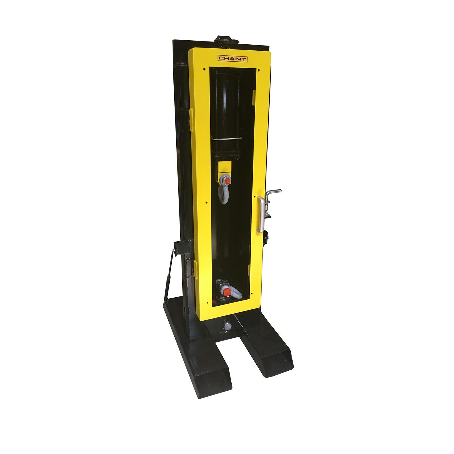 50K Mini Chant Vertical Portable Test Bed (DEMO UNIT)