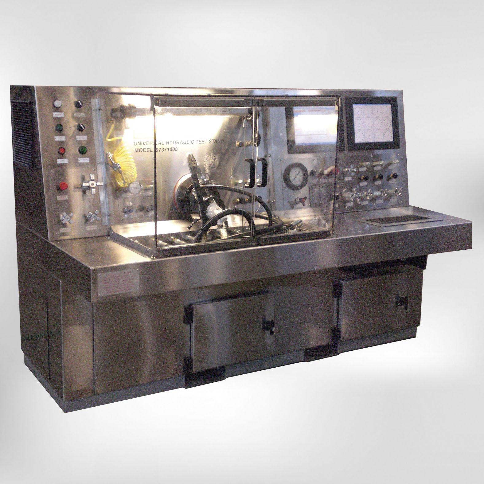 97371008 Universal Hydraulic Test Stand