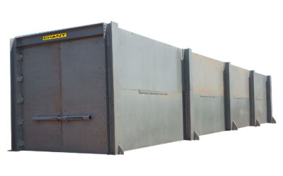 Chant Introduces a Line of Hydrostatic Test Bunkers