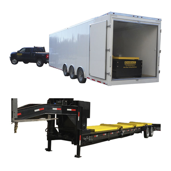 Mobile Test Beds