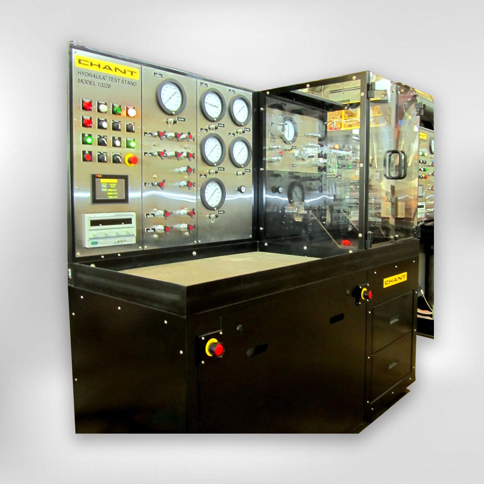 10228 Universal Hydraulic Test Stand