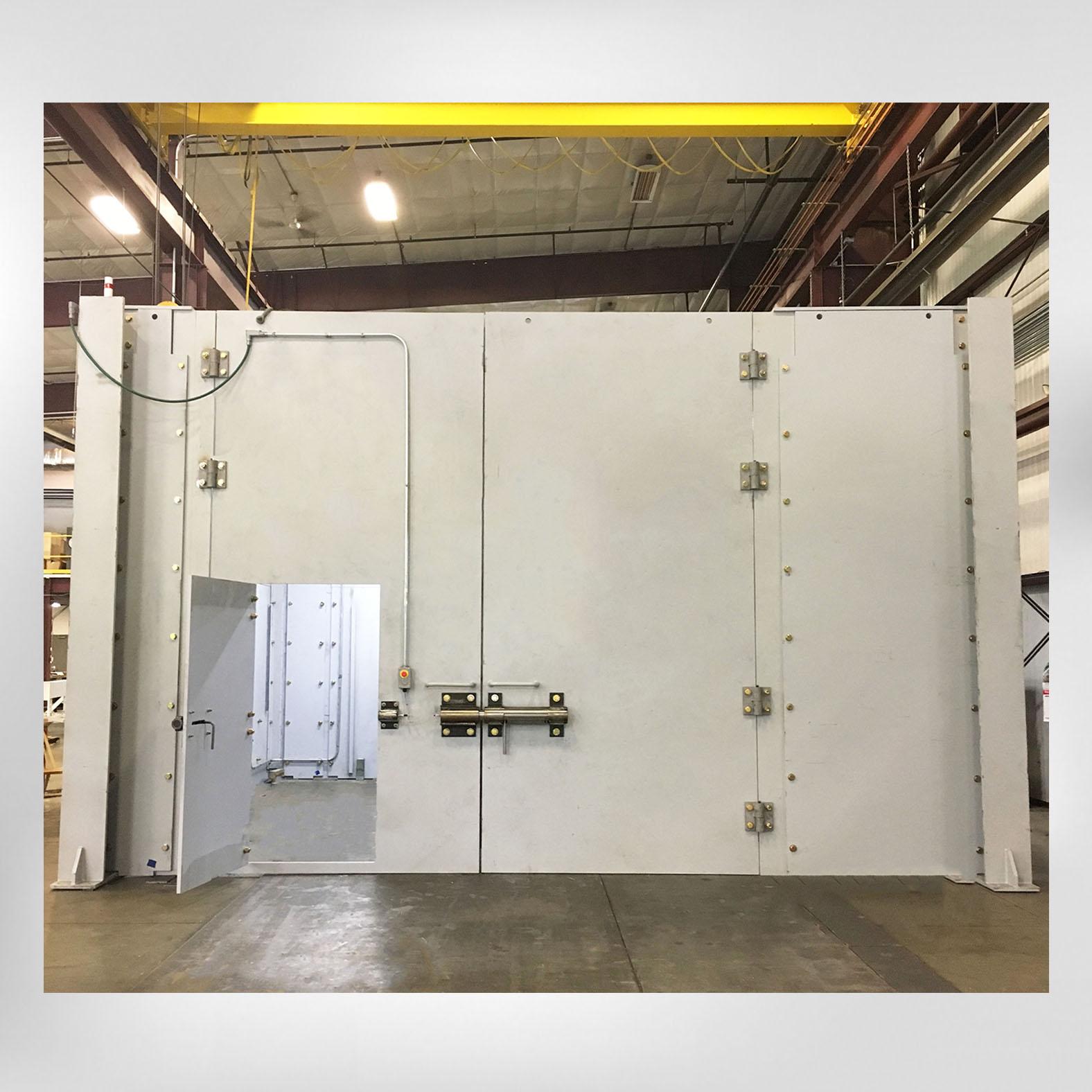 14174 Hydrostatic Test Bunker
