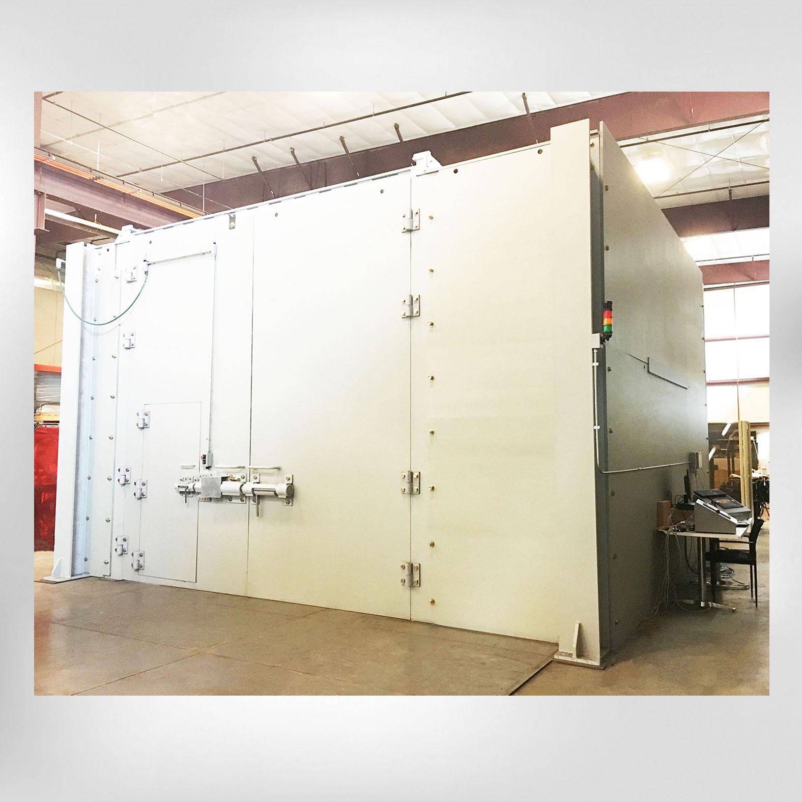 14189 Hydrostatic Test Bunker