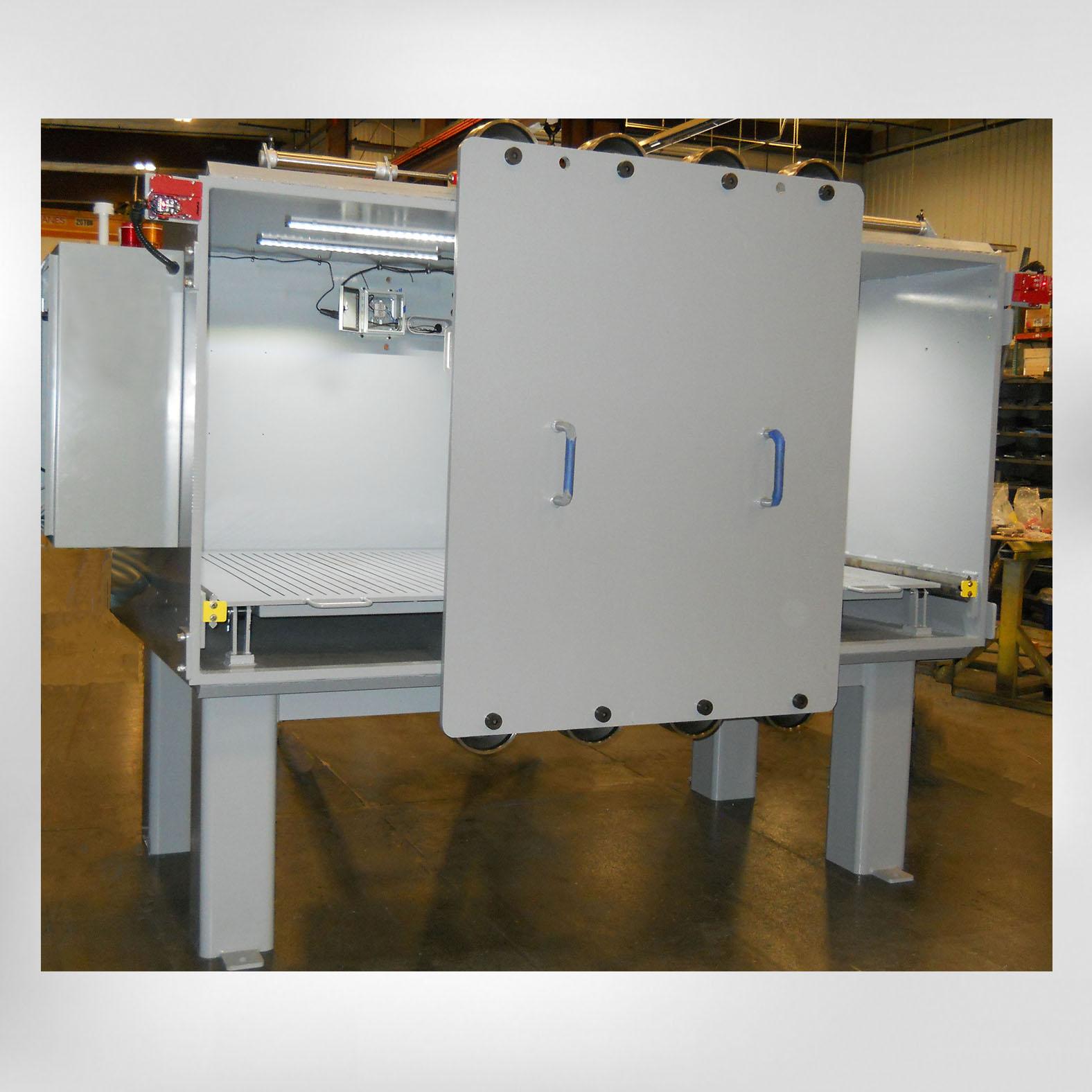 30102 Hydrostatic Test Bunker