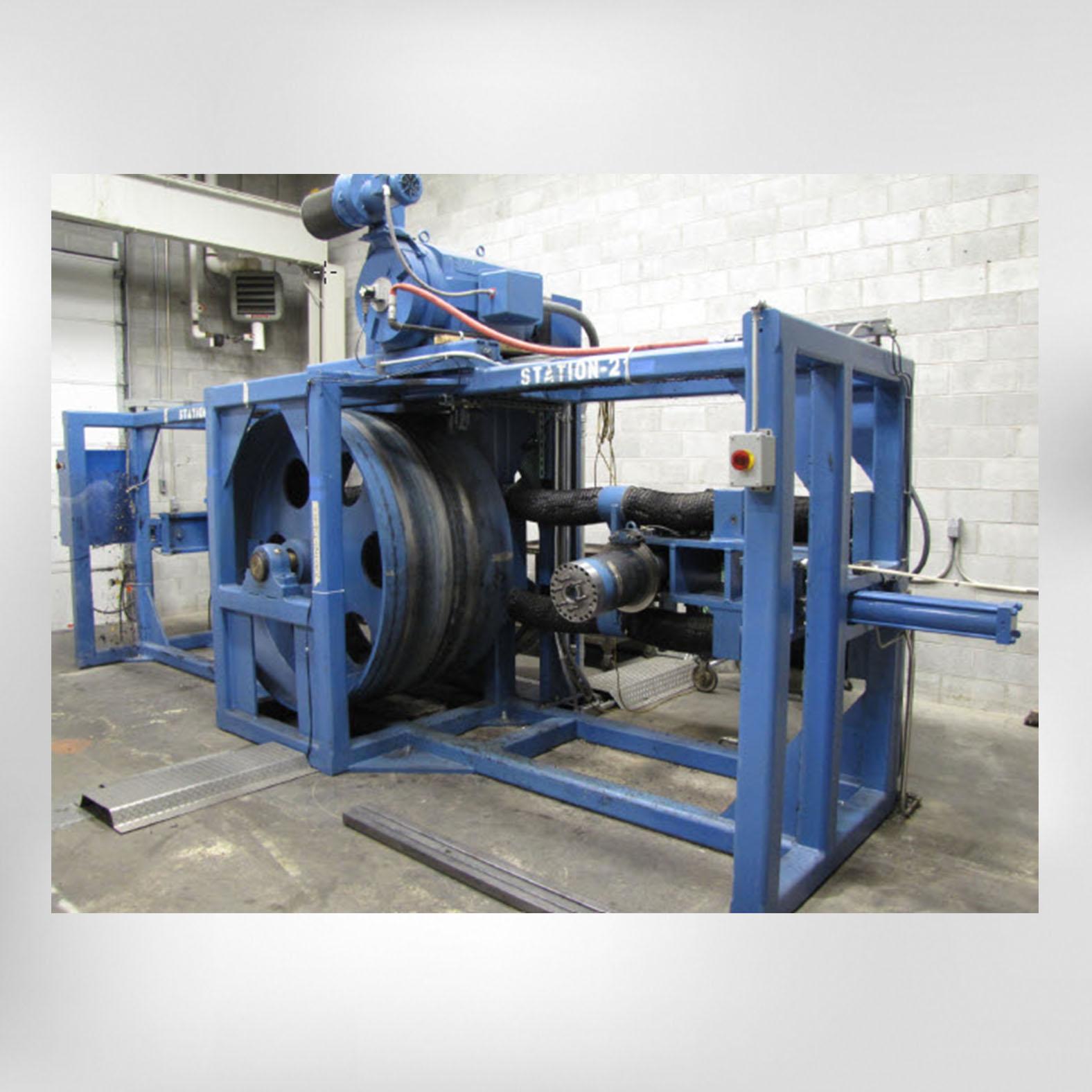 8277 Tire Testing Machine