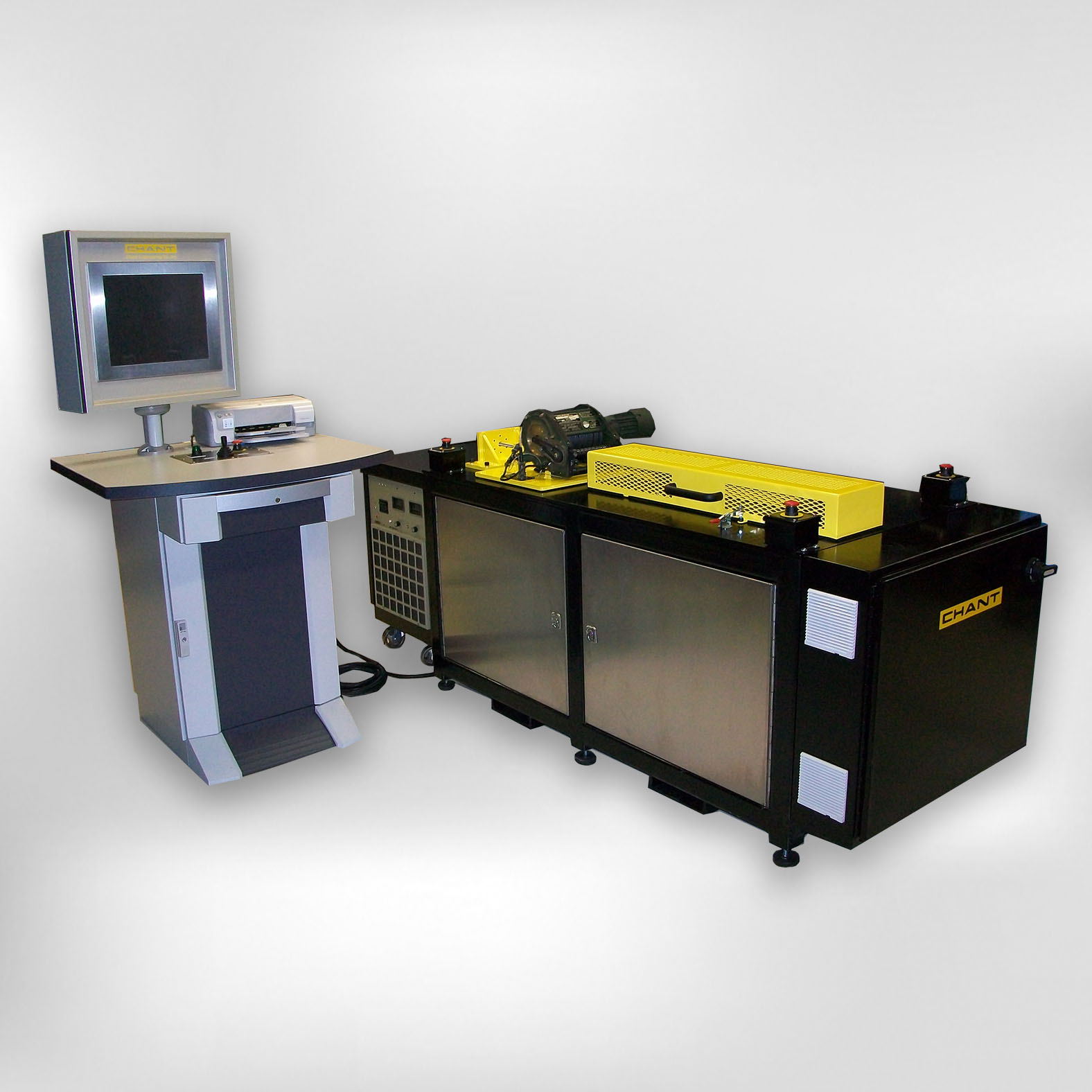 9857-01 Hoist Test Stand
