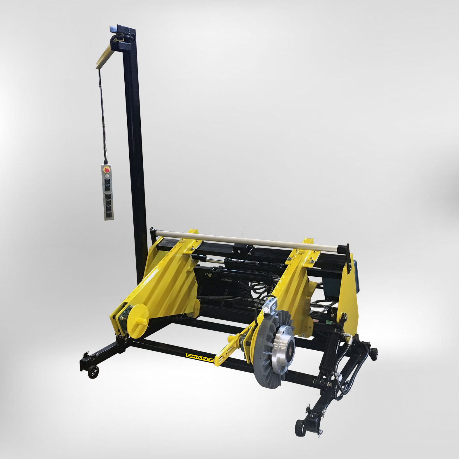 Custom Reeling Machine Product Box