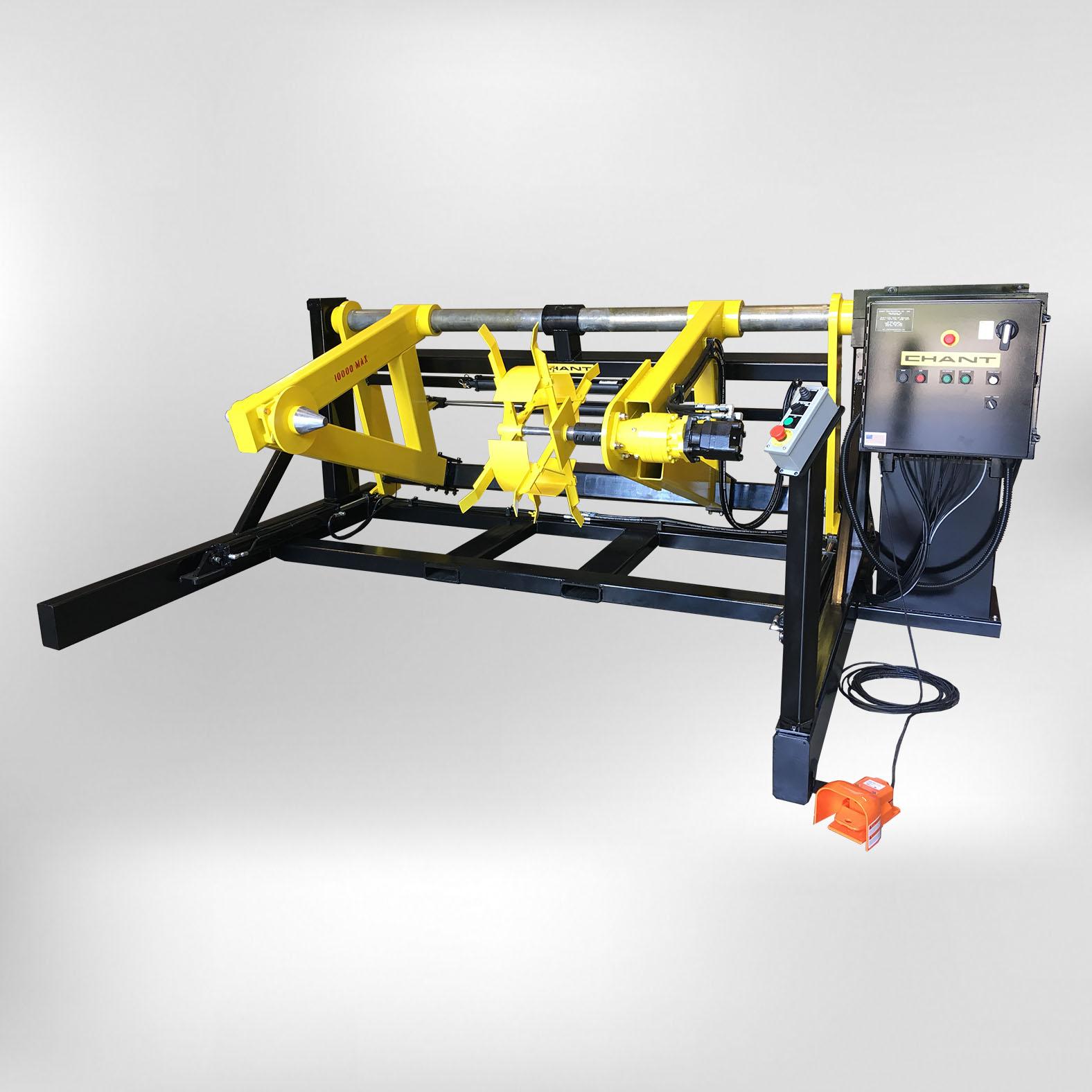 FMTU Reeling Machine Product Box