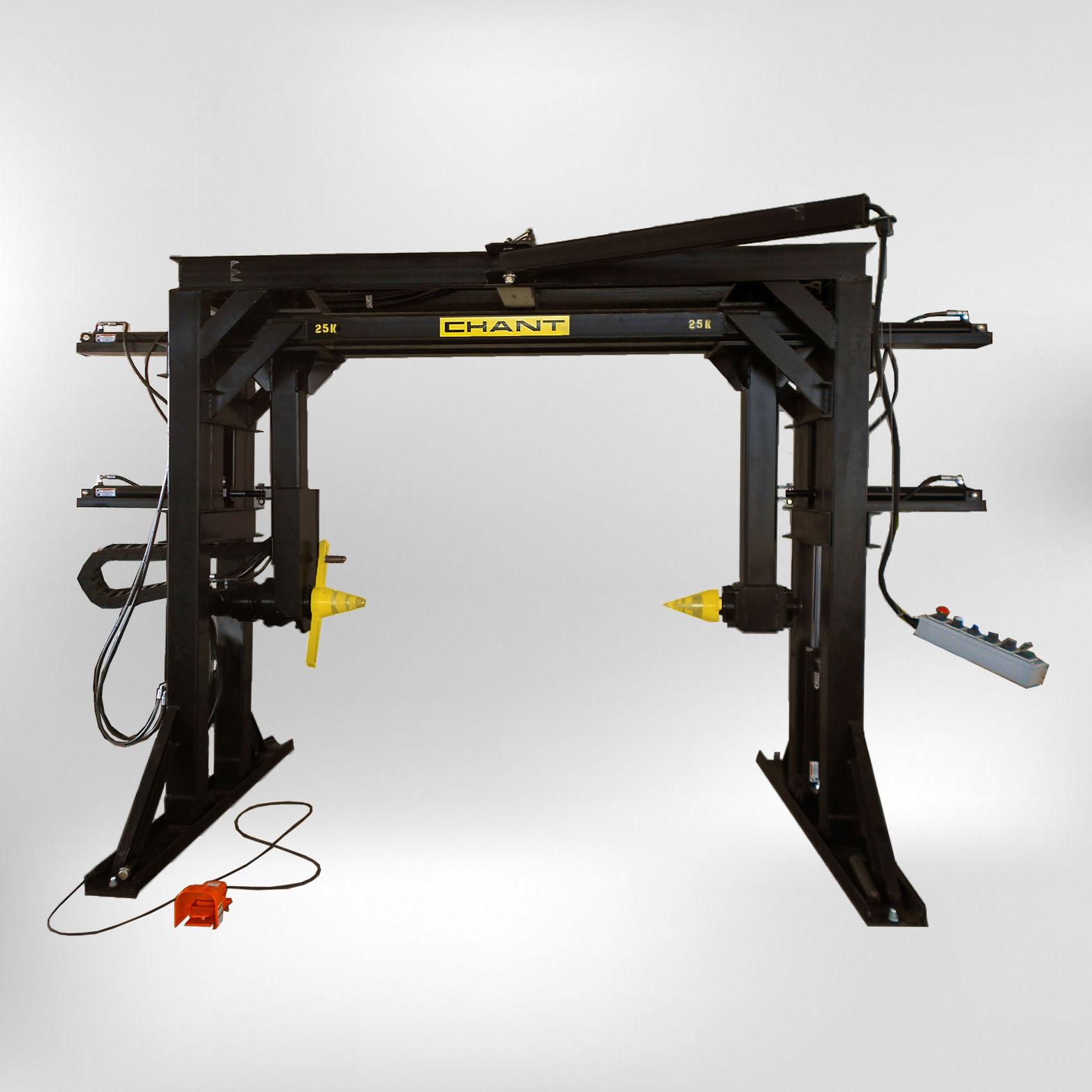 Gantry-Style Reeling Machine Product Box