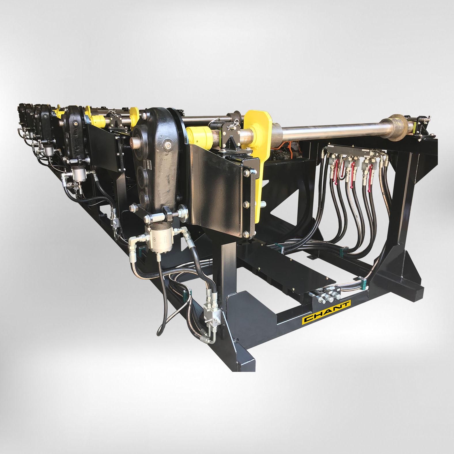 Railcar Reeling Machines Product Box