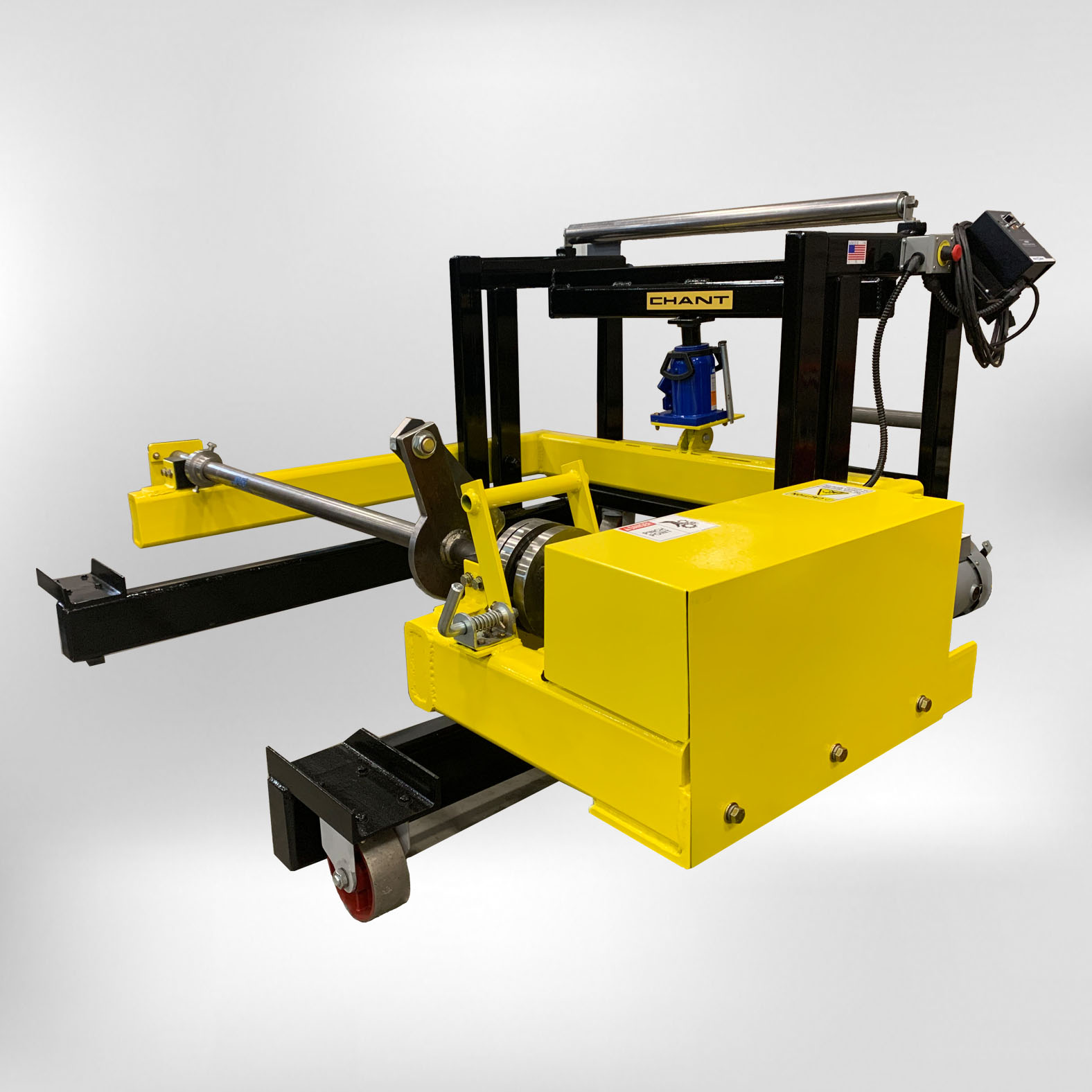 SD Coiling Machine Product Box